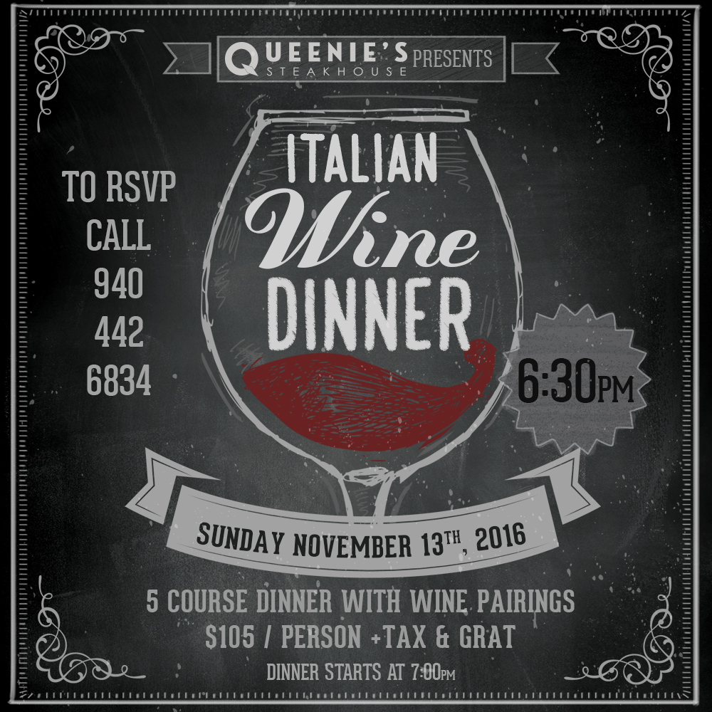 wine dinner flyer - Carnaval.jmsmusic.co